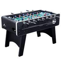 Cougar Table de football avec tiges de jeu 16 mm