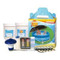 Kit de démarrage pour piscine