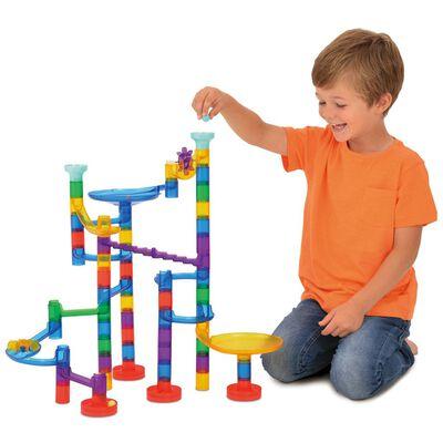 Galt Toys Circuit de billes 60 pcs Glow Super 381004675