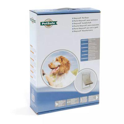 PetSafe Chatière pour animaux de compagnie 620 Aluminium <18 kg