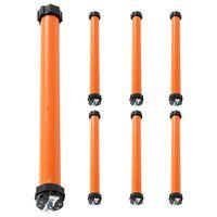 vidaXL Moteurs tubulaires 7 pcs 40 Nm