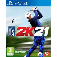 PGA TOUR 2K21 Jeu PS4
