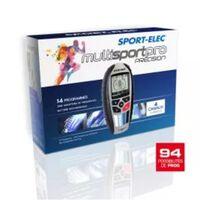 Msp précision stimulateur abdominal sport Sport-Elec Electrostimulatio