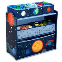 Delta Children Organisateur de jouet Space Adventures Design and Store