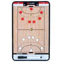 Pure2Improve Tableau d'entraîneur Handball 35x22 cm P2I100630
