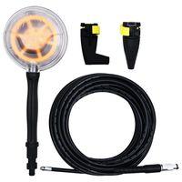 vidaXL Ensemble d'accessoires de nettoyeur haute pression 135/165 bar