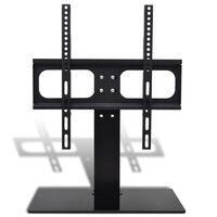 """vidaXL Support TV avec base 400 x 400 mm 23"""" - 55"""""""