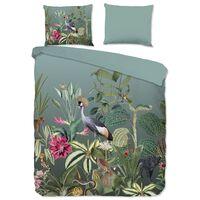 Good Morning Housse de couette JILL 140x200/220 cm Multicolore