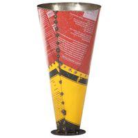 vidaXL Porte-parapluie Multicolore 29x55 cm Fer
