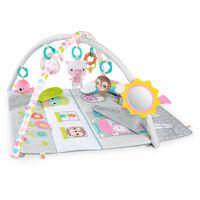 Bright Starts Mini-portique et maison de poupée Floor of Fun