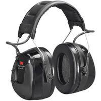 3M Protection auditive avec radio Worktunes Pro Peltor Noir 34732