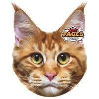 Pet Faces Oreiller Visage d'animal de compagnie Chat Maine Coon