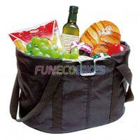 KlickFix Shopper Pro - Sac porte-bagages - noir