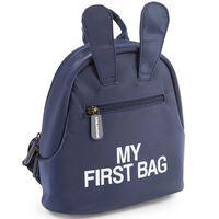 CHILDHOME Sac à dos pour enfants My First Bag Bleu marine
