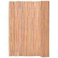 vidaXL Clôture en bambou 170x400 cm