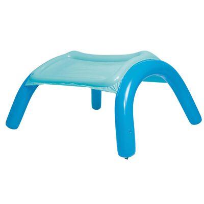 Bestway Piscine avec auvent 140 x 140 x 114 cm Bleu 52192