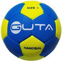 GUTA Balle à main d'intérieur/d'extérieur Taille 1