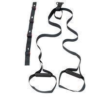 Iron Gym Kit d'entraînement en suspension X-Trainer Noir IRG040