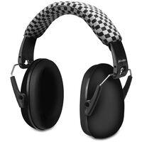 Alecto Protection auditive BV-71BK pour bébés et enfants Noir
