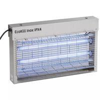 Kerbl Appareil électrique anti-mouches EcoKill Inox IPX4 2x15 W 299935