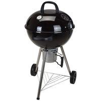 ProGarden Barbecue sous forme de bouilloire 57,5 cm