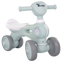 Bo Jungle Trotteur bébé B-Bike Jumpy Bleu
