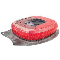 Nanostad Jeu de puzzle 3D 119 pièces Allianz Arena PUZZ180053