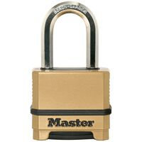 Master Lock Cadenas Excell Zinc 56 mm Bronze M175EURDLF