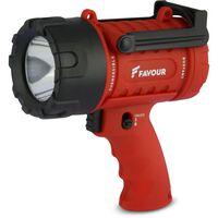 FAVOUR Projecteur PROTECH Rouge S0233