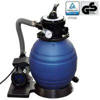 vidaXL Pompe à filtre à sable 400 W 11000 l/h