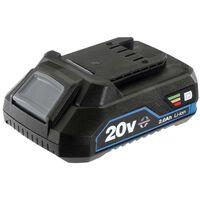 Draper Tools Batterie gamme d'échange de puissance Storm Force 2Ah 20V
