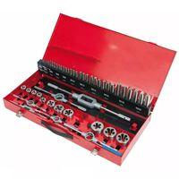 KS Tools Jeu de tarauds et de filières 54 pièces HSS 331.0654