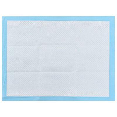 vidaXL Tapis d'hygiène pour chiens 200 pcs 60 x 45 cm Tissu non tissé