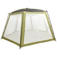 vidaXL Tente de piscine Tissu 590x520x250 cm Vert