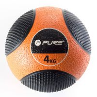 Pure2Improve Ballon médicinal 4 kg Orange