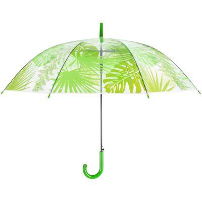 Esschert Design Parapluie 100 cm Feuilles de jungle TP272