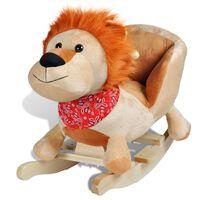 vidaXL Lion à bascule pour bébés
