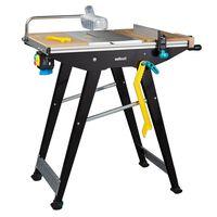 wolfcraft Table de sciage Master Cut 1500 94 x 64 x 86,5 cm 6906000