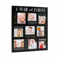 Pearhead Cadre à tableau noir Baby's Firsts
