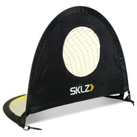 SKLZ But de football escamotable de précision 122x91,4 cm Noir