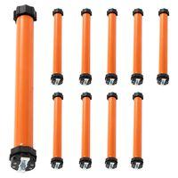 vidaXL Moteurs tubulaires 10 pcs 10 Nm