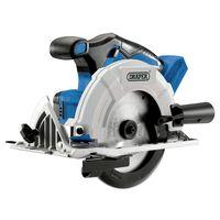 Draper Tools Scie circulaire sans balais D20 20V