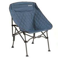 Outwell Chaise de camping pliable Strangford Bleu