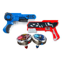 Silverlit Spinner Mad Duo Battle Pack