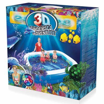 Bestway Piscine gonflable Aventure sous-marine 54177