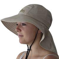 Travelsafe Chapeau de soleil UPF 50+ Beige