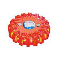 Disque d'avertissement 16 LEDs orange ProPlus
