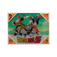 SD TOYS - Affiche en verre des forces spéciales Dragon Ball