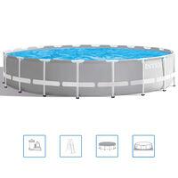 Intex Ensemble de piscine Prism Frame 610 x 132 cm 26756GN