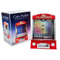 United Entertainment Machine pousse-pièces Arcade